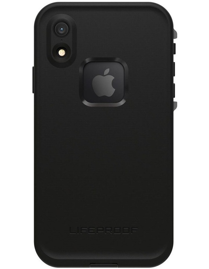 Fre Waterproof Case/Cover Protection for iPhone XR Asphalt Black/Grey image 4
