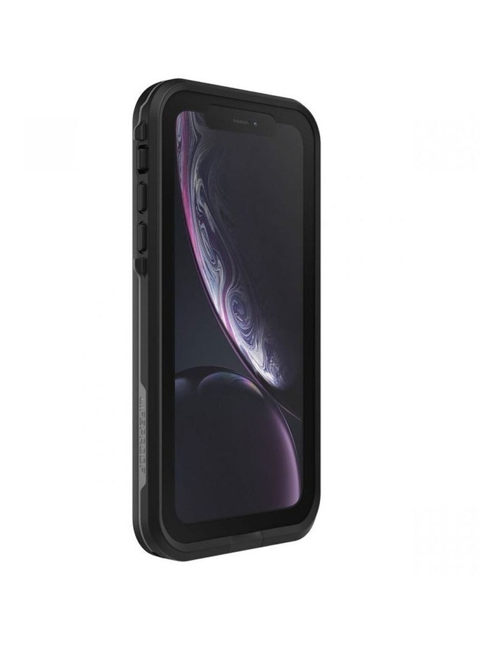 Fre Waterproof Case/Cover Protection for iPhone XR Asphalt Black/Grey image 6