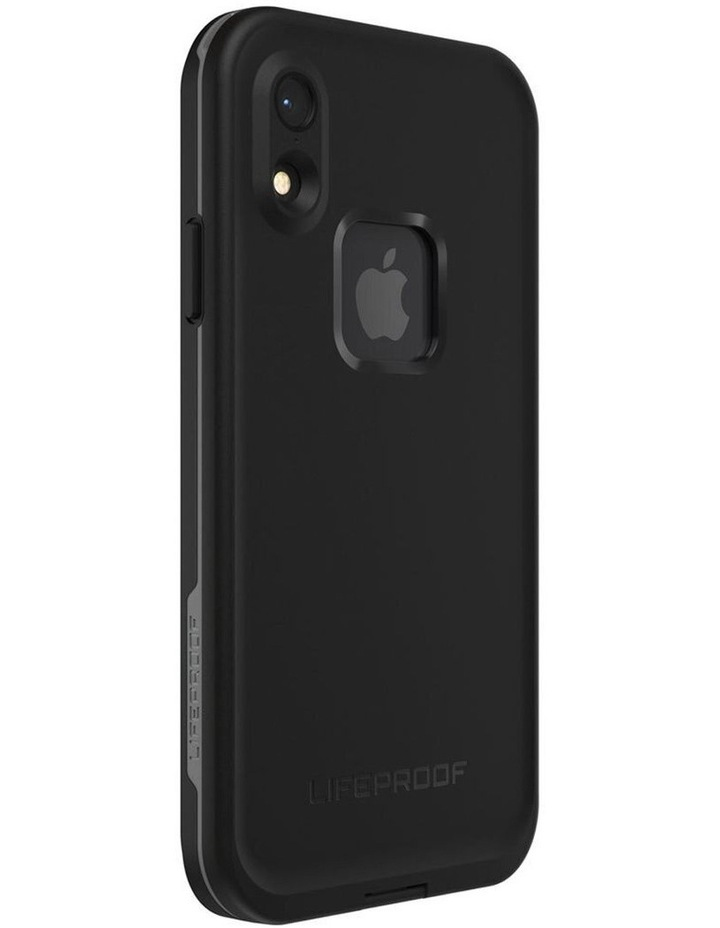 Fre Waterproof Case/Cover Protection for iPhone XR Asphalt Black/Grey image 7