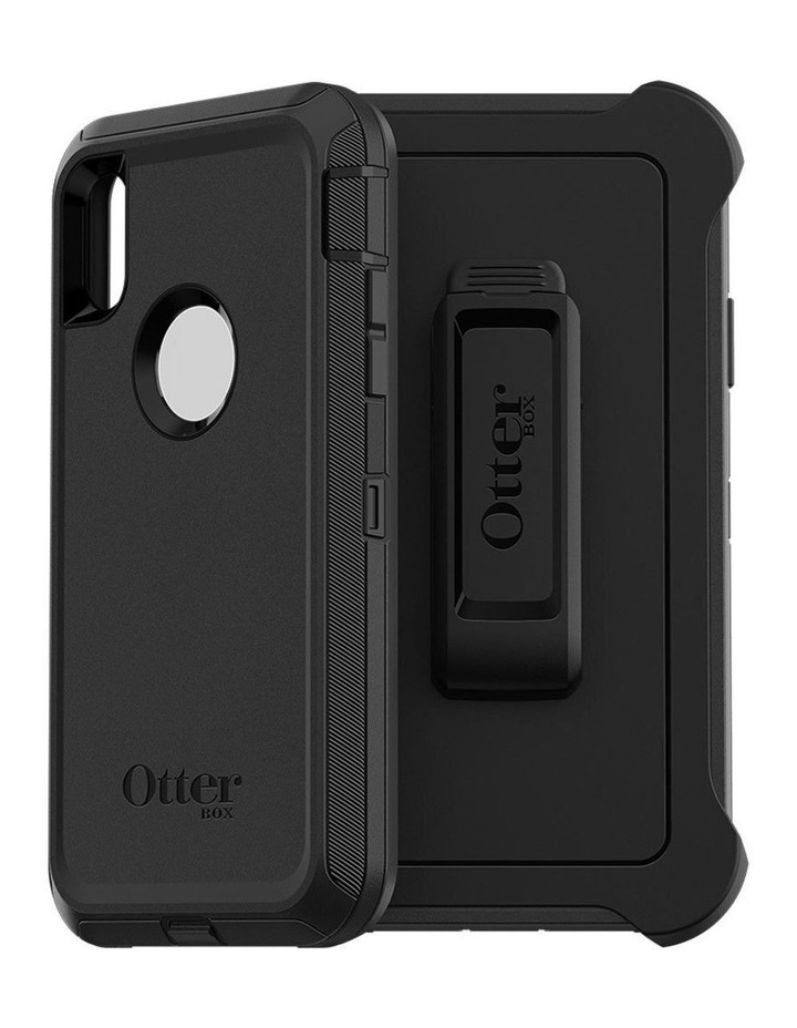 Defender Case/Cover Drop/Dust Proof Protective for Apple iPhone XR BLK image 1