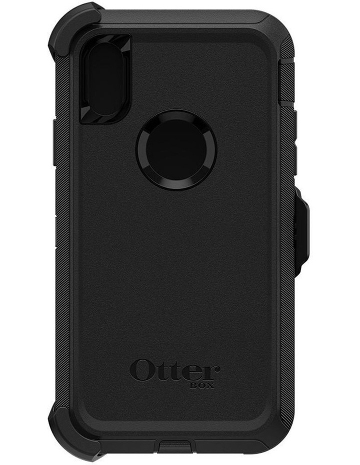 Defender Case/Cover Drop/Dust Proof Protective for Apple iPhone XR BLK image 4