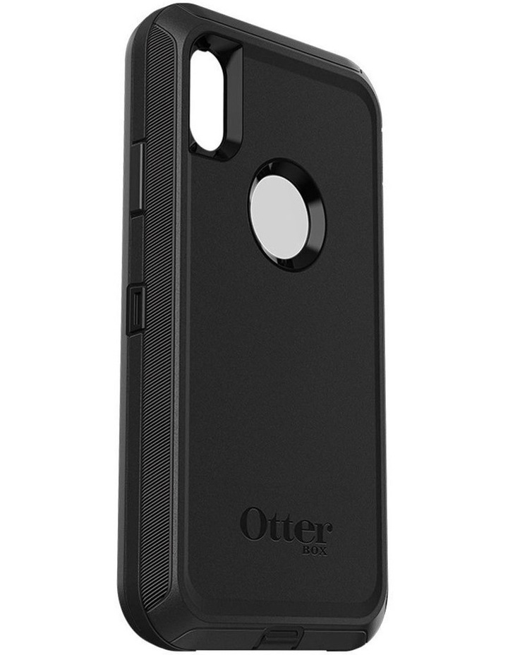 Defender Case/Cover Drop/Dust Proof Protective for Apple iPhone XR BLK image 6