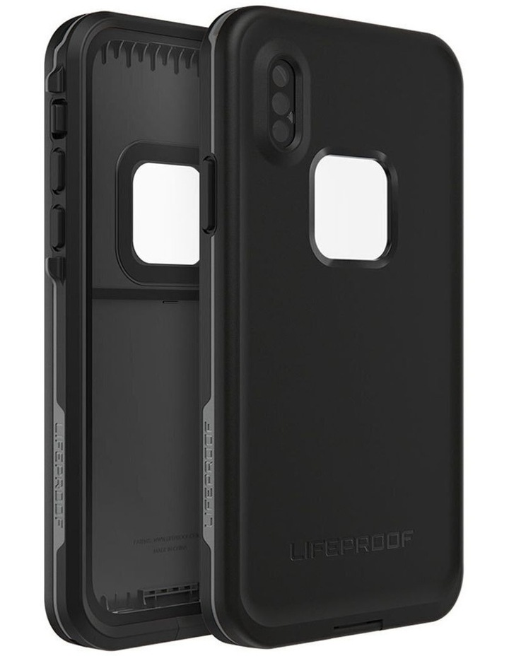 Fre Case/Cover Drop Protection for Apple iPhone XS Max Asphalt Black image 2