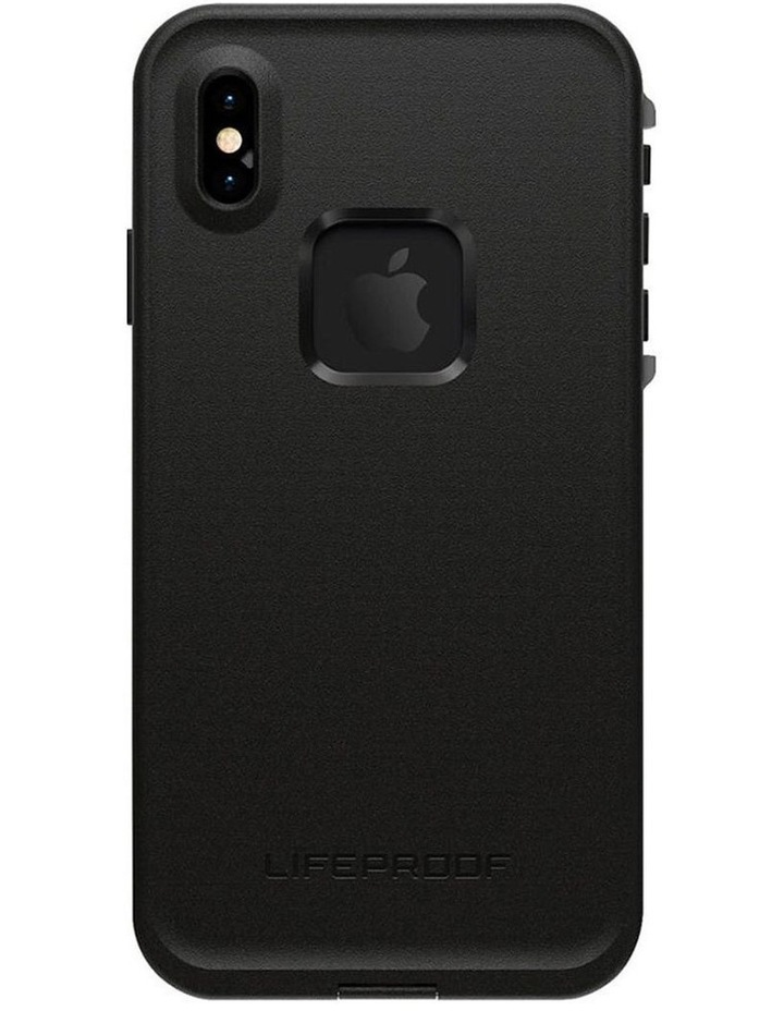 Fre Case/Cover Drop Protection for Apple iPhone XS Max Asphalt Black image 6