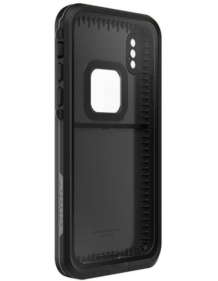 Fre Case/Cover Drop Protection for Apple iPhone XS Max Asphalt Black image 7