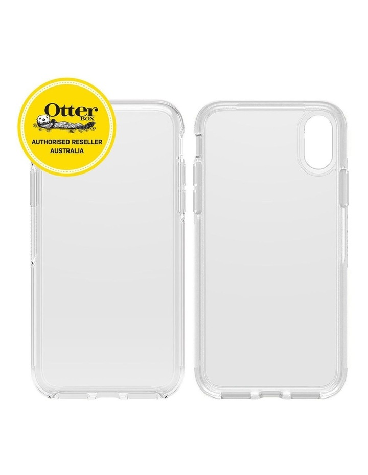 Symmetry Case Drop Sleek/Ultra Slim Protection for iPhone X/Xs Clear image 2
