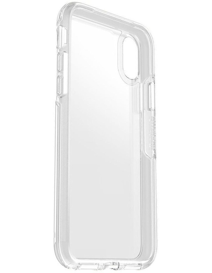 Symmetry Case Drop Sleek/Ultra Slim Protection for iPhone X/Xs Clear image 5