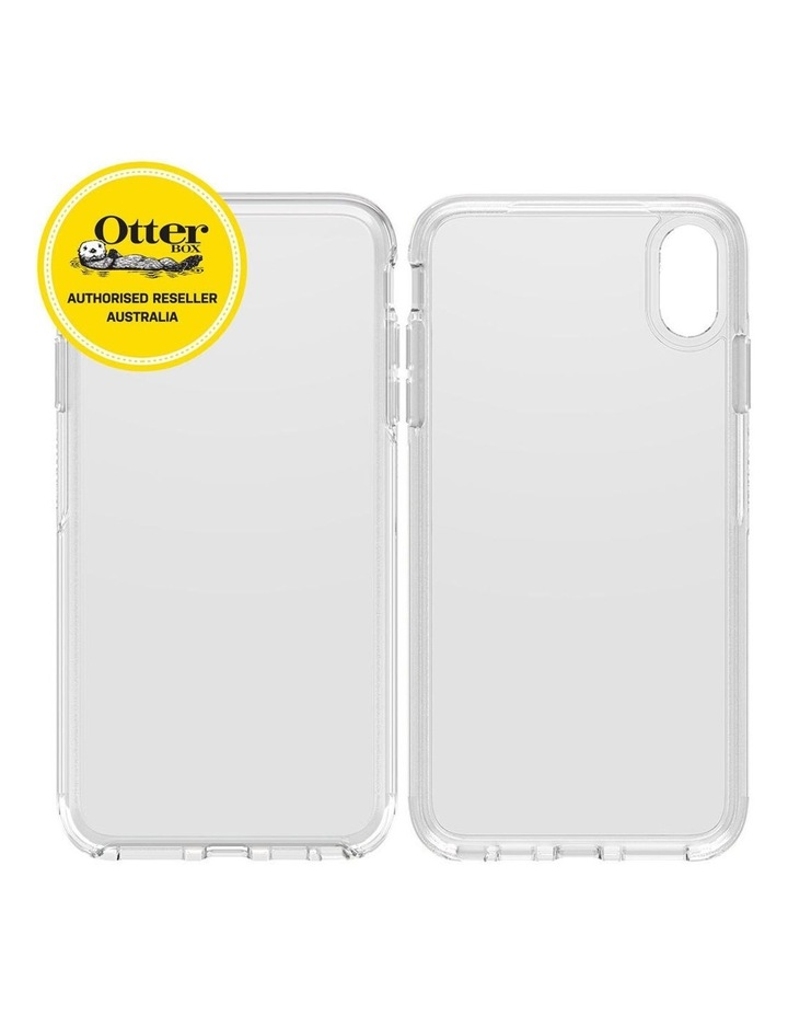 Symmetry Case/Cover Drop Sleek/Slim Protection for iPhone Xs Max Clear image 2