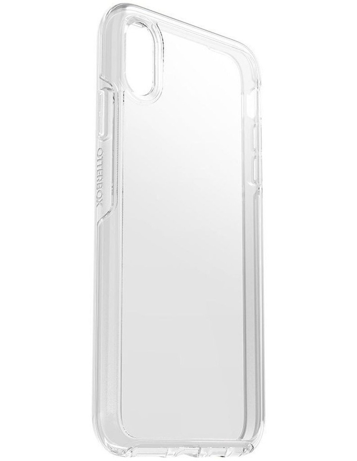 Symmetry Case/Cover Drop Sleek/Slim Protection for iPhone Xs Max Clear image 4