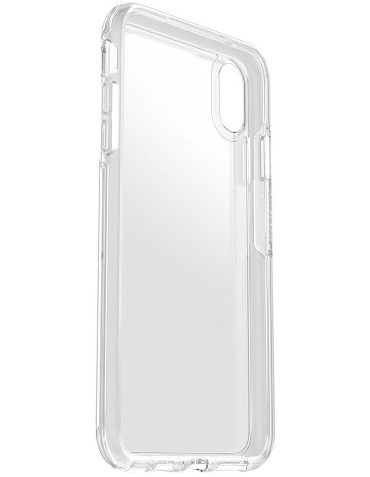 Symmetry Case/Cover Drop Sleek/Slim Protection for iPhone Xs Max Clear image 5
