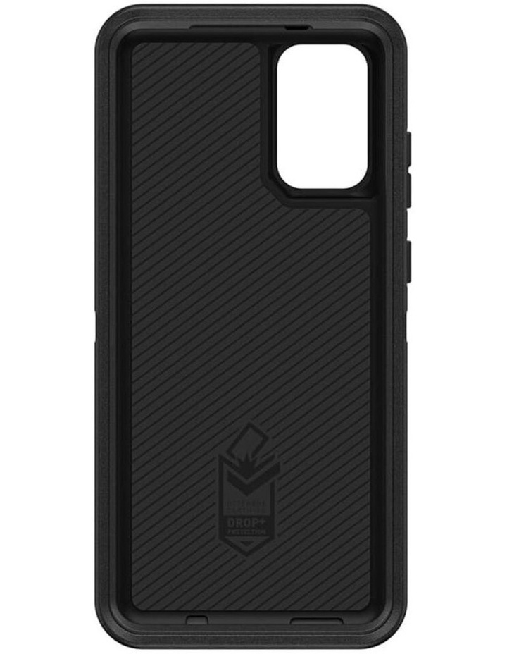 Defender Rugged Shockproof Case for Samsung Galaxy S20 Plus Black image 2