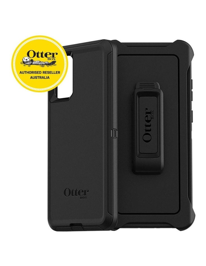 Defender Rugged Shockproof Case for Samsung Galaxy S20 Plus Black image 3