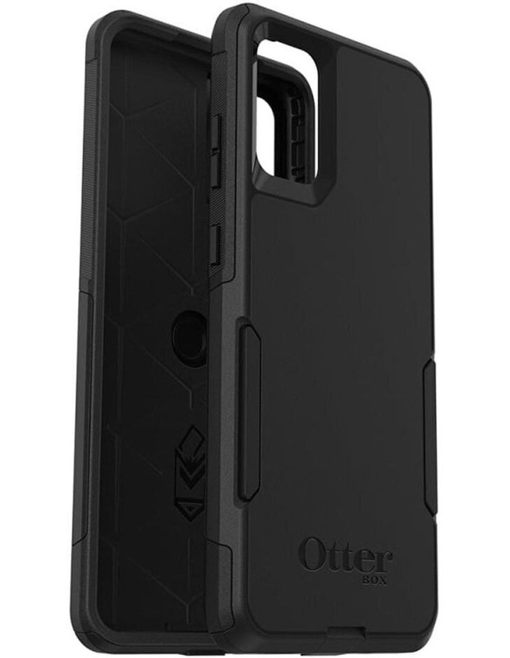 Commuter Rugged Case Shockproof Cover for Samsung Galaxy S20 Plus Black image 1