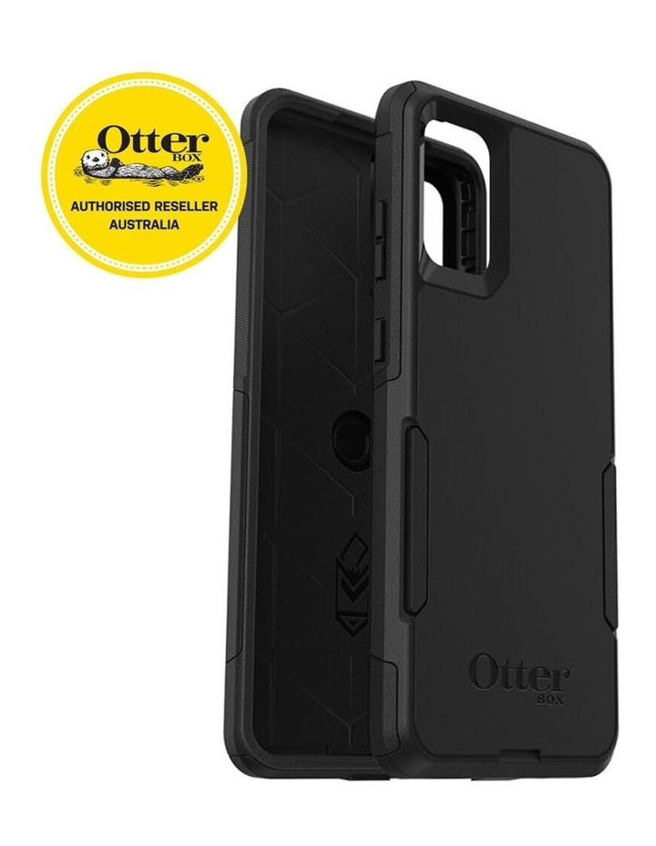 Commuter Rugged Case Shockproof Cover for Samsung Galaxy S20 Plus Black image 2