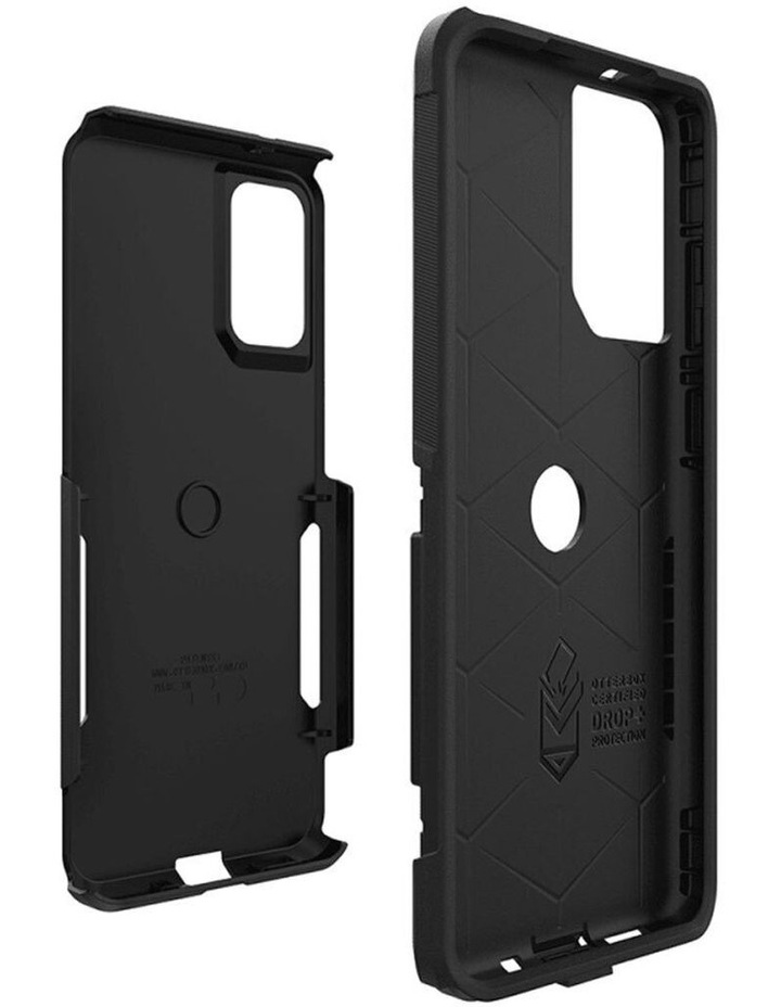 Commuter Rugged Case Shockproof Cover for Samsung Galaxy S20 Plus Black image 6