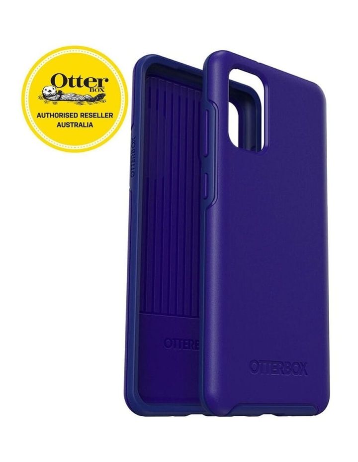 Symmetry Shockproof Case for Samsung Galaxy S20 Plus Sapphire Secret image 2