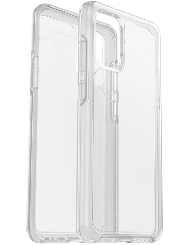 Symmetry Protective Shockproof Case for Samsung Galaxy S20 Plus Clear image 1