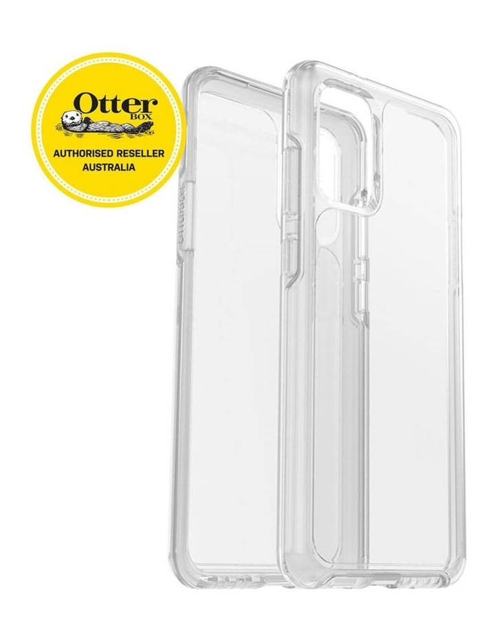 Symmetry Protective Shockproof Case for Samsung Galaxy S20 Plus Clear image 2