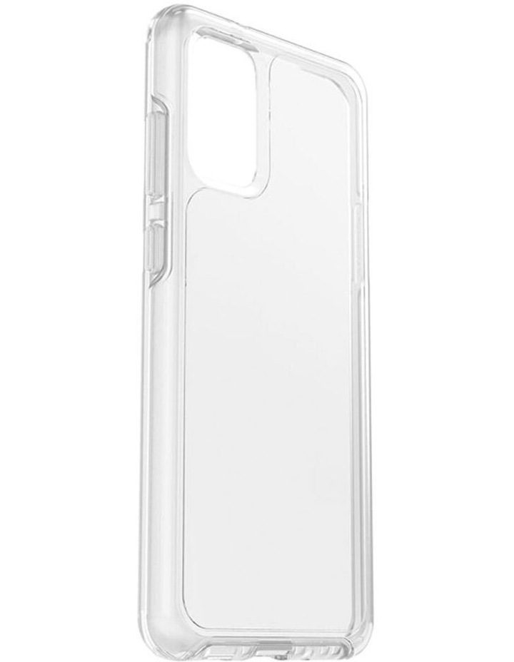 Symmetry Protective Shockproof Case for Samsung Galaxy S20 Plus Clear image 5