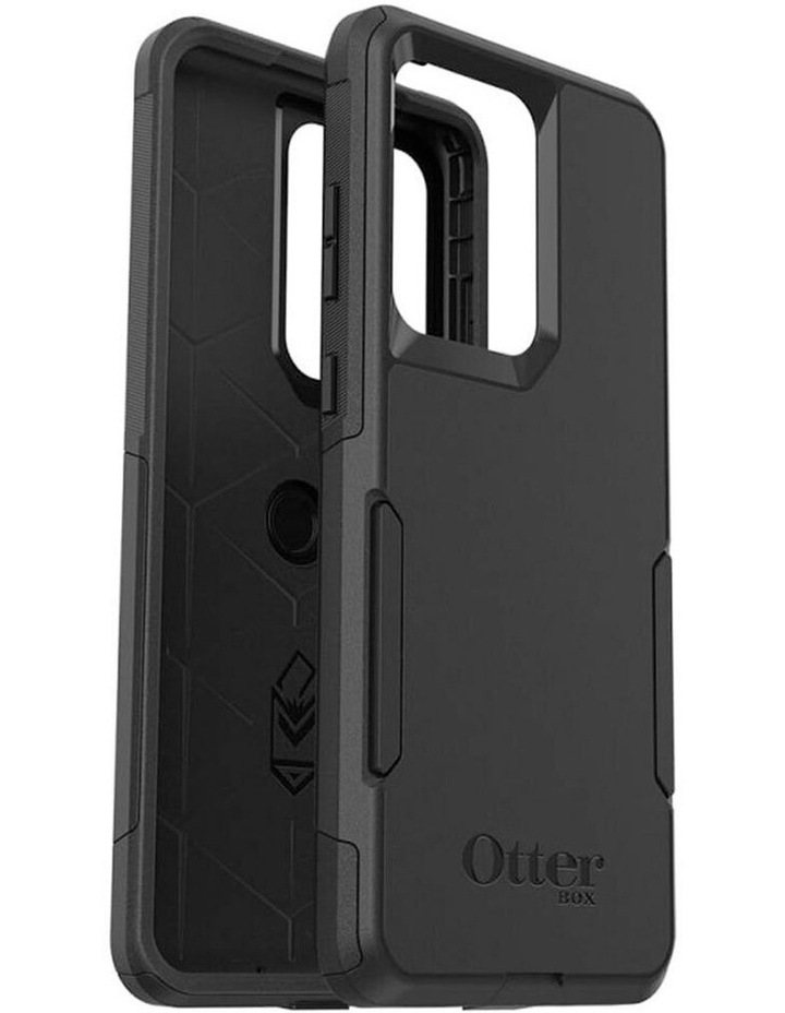 Commuter Rugged Case Shockproof Cover for Samsung Galaxy S20 Ultra BLK image 1