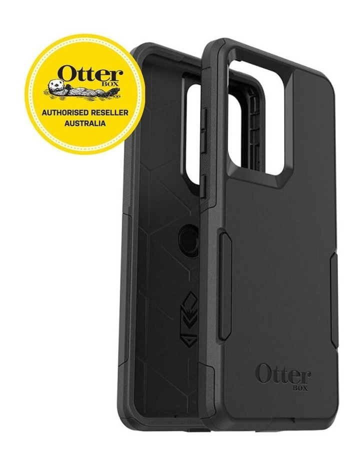 Commuter Rugged Case Shockproof Cover for Samsung Galaxy S20 Ultra BLK image 3