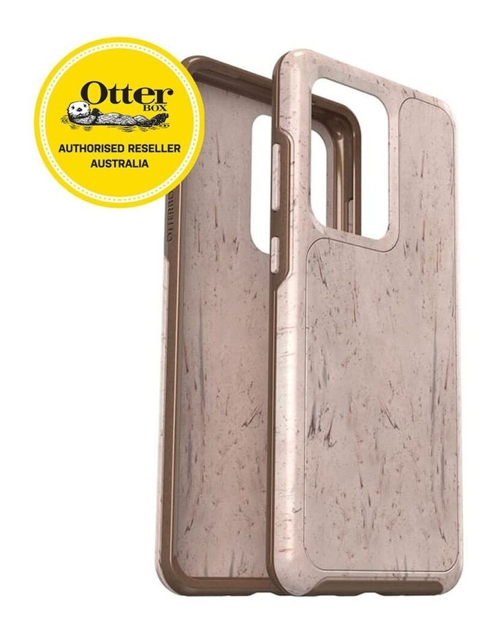 Symmetry Ultra Slim Case/Cover f/ Samsung Galaxy S20 Ultra Set In Stone image 2