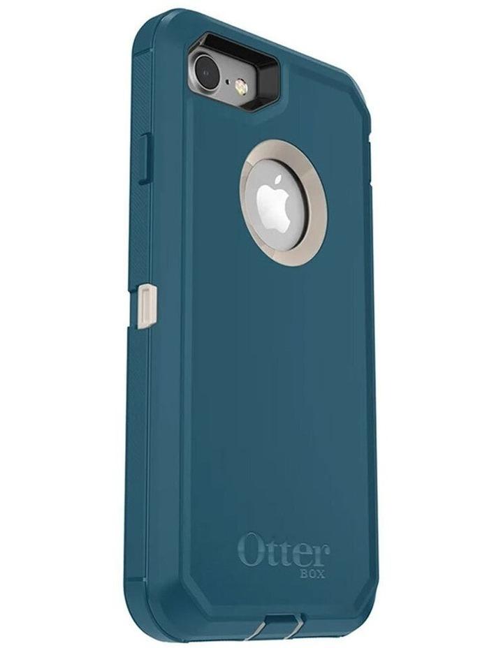 Defender Case Rugged Drop/Dust Proof for iPhone 7/8 w/Belt Clip Big Sur image 1