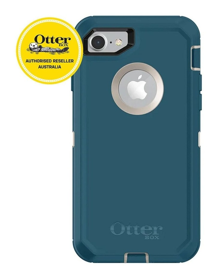 Defender Case Rugged Drop/Dust Proof for iPhone 7/8 w/Belt Clip Big Sur image 2