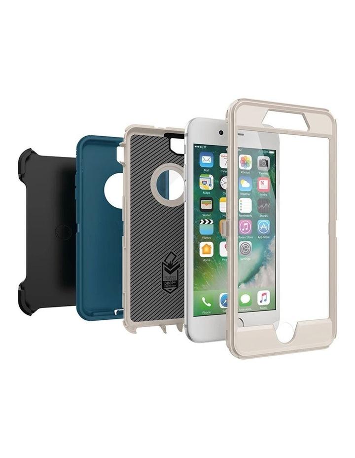 Defender Case Rugged Drop/Dust Proof for iPhone 7/8 w/Belt Clip Big Sur image 3