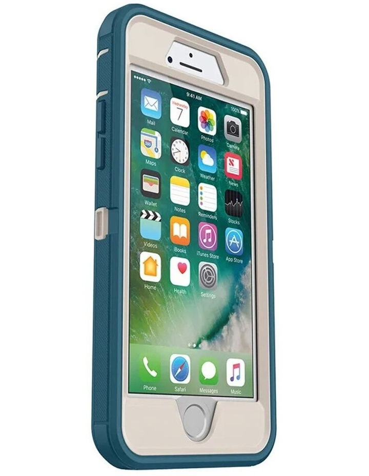 Defender Case Rugged Drop/Dust Proof for iPhone 7/8 w/Belt Clip Big Sur image 6