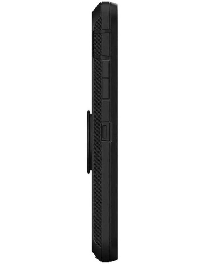 Otter Pop Defender Rugged Drop Proof Case w/Pop Grip for iPhone XR BLK image 6