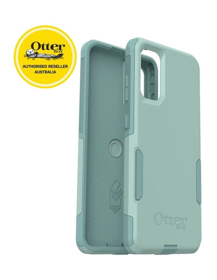 Commuter Rugged Case Shockproof Cover for Samsung Galaxy S20 Mint Way image 2