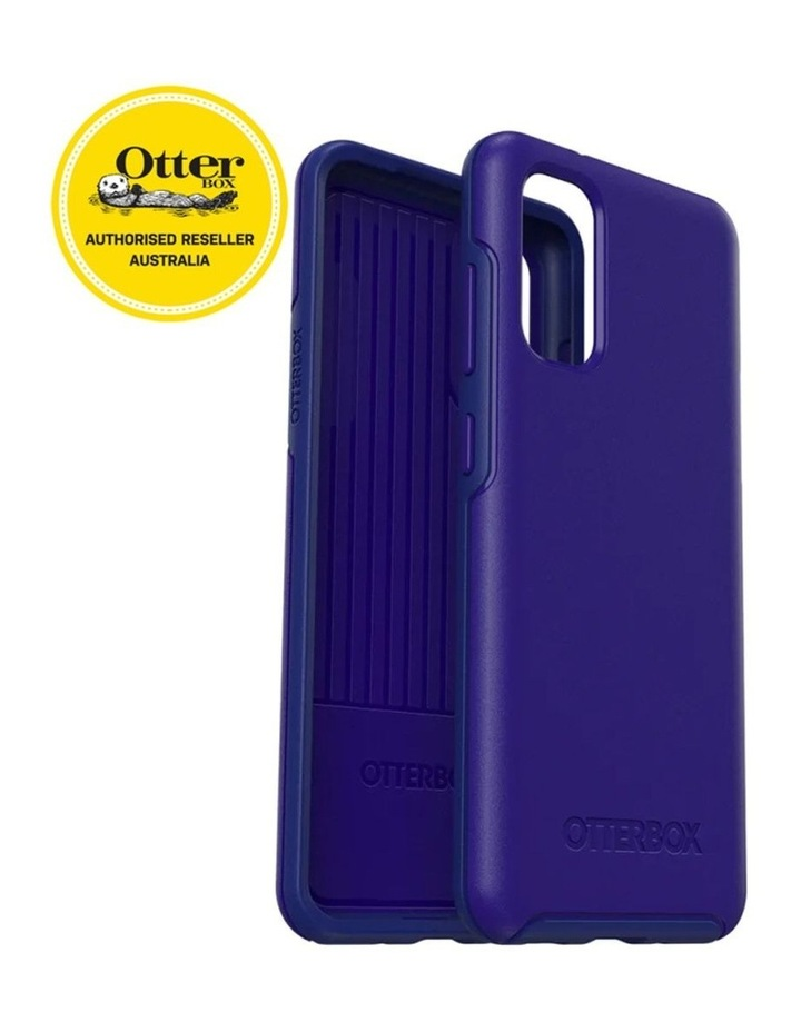 Symmetry Case Shockproof Cover for Samsung Galaxy S20 Sapphire Secret image 2