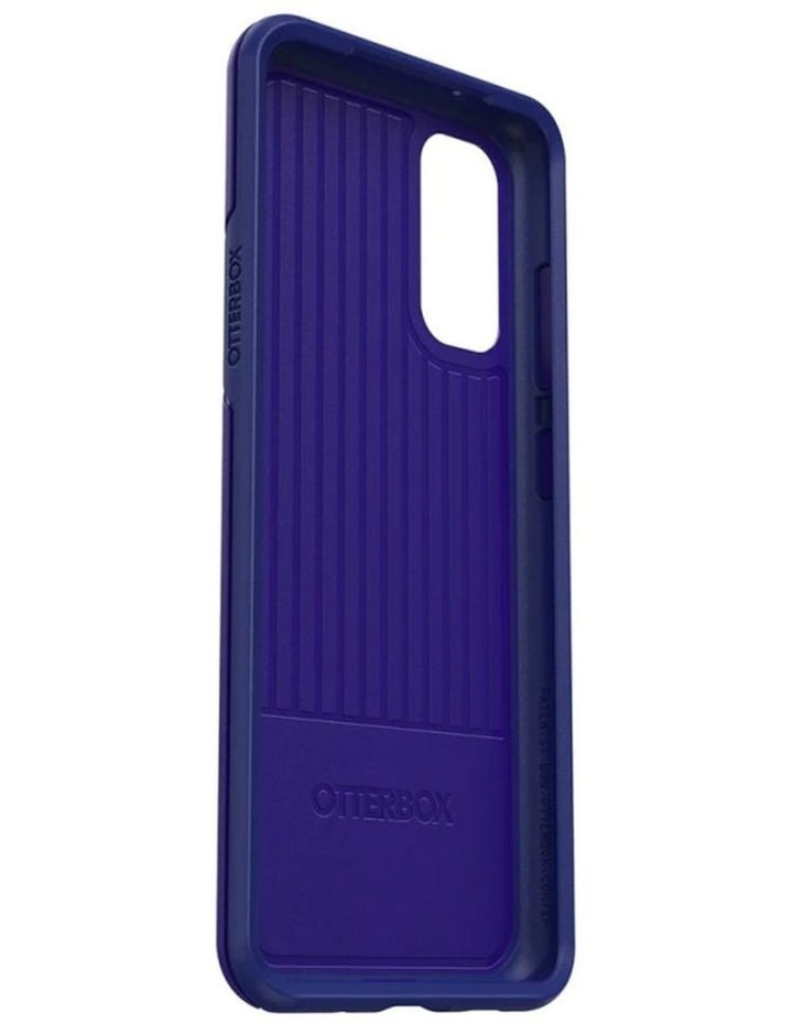 Symmetry Case Shockproof Cover for Samsung Galaxy S20 Sapphire Secret image 6