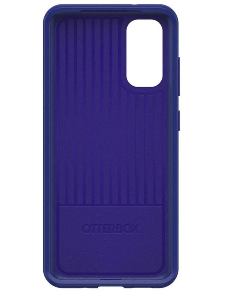 Symmetry Case Shockproof Cover for Samsung Galaxy S20 Sapphire Secret image 7