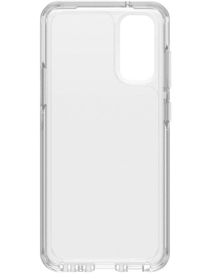 Symmetry Protective Case Shockproof Cover for Samsung Galaxy S20 Clear image 1