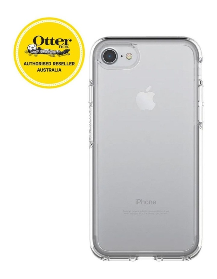 Symmetry Case Ultra Slim Scratch/Drop Proof Cover for iPhone 7/8 Clear image 2