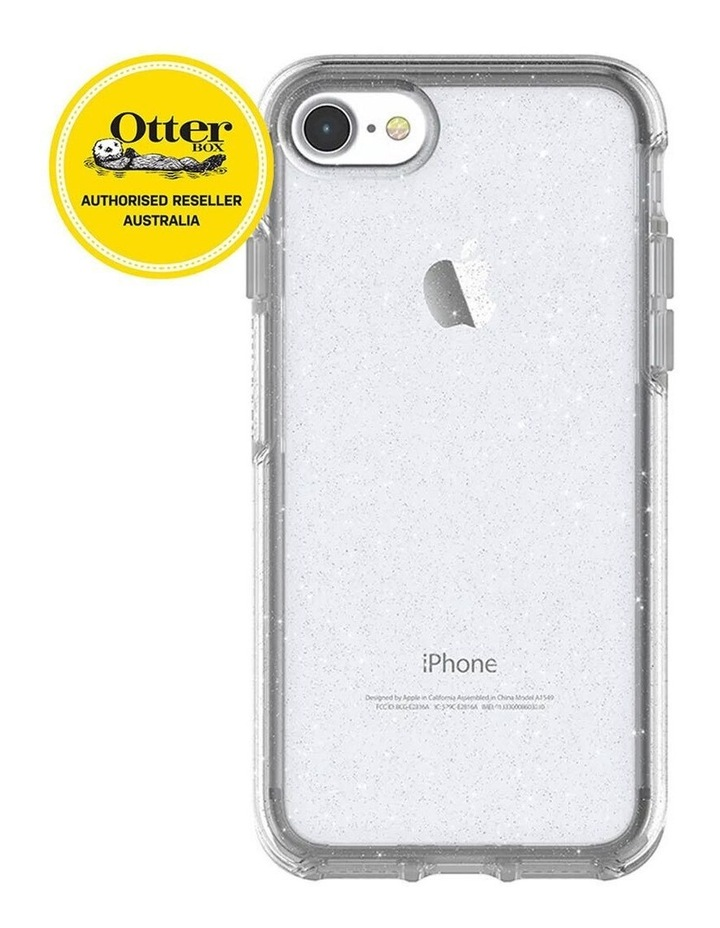 Symmetry Case Ultra Slim Scratch/Drop Proof for iPhone 7/8 Stardust image 2