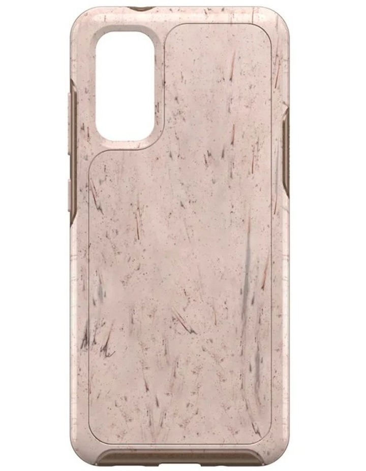 Symmetry Slim Case Shockproof Cover for Samsung Galaxy S20 Set in Stone image 1