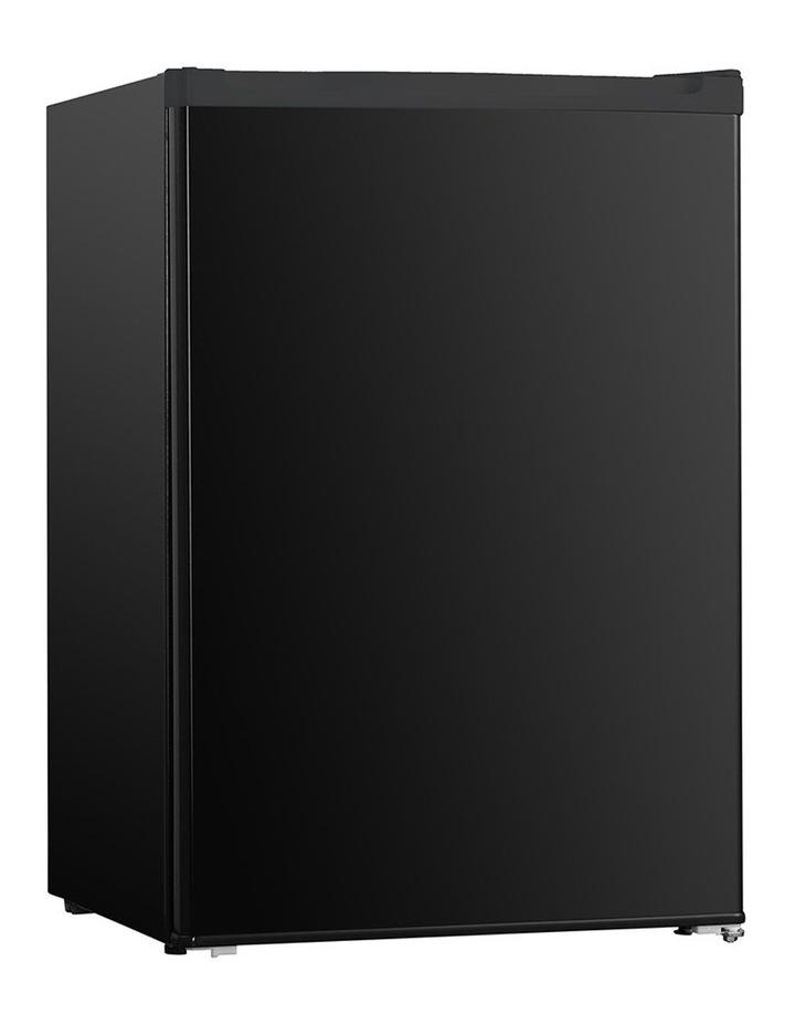 70L Electric Mini Bar Fridge Black image 2