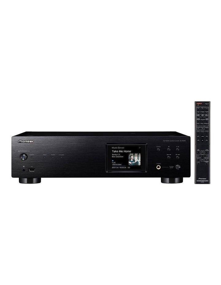 N-70AE Network Audio Player image 1