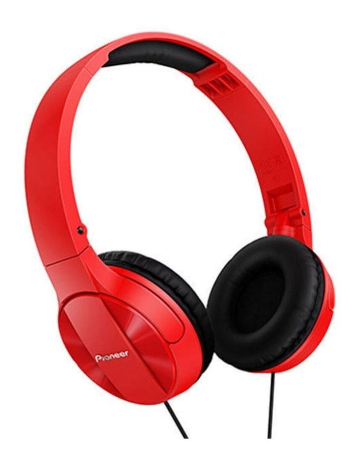 SE-MJ503-R Stereo Headphones image 1
