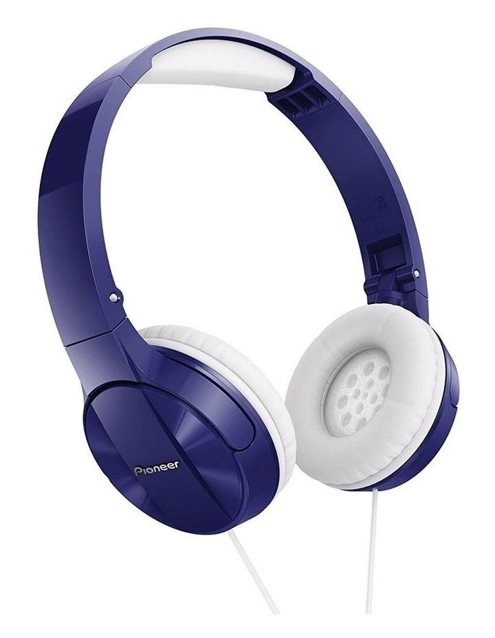 Stereo Headphones - Blue SE-MJ503-L image 1