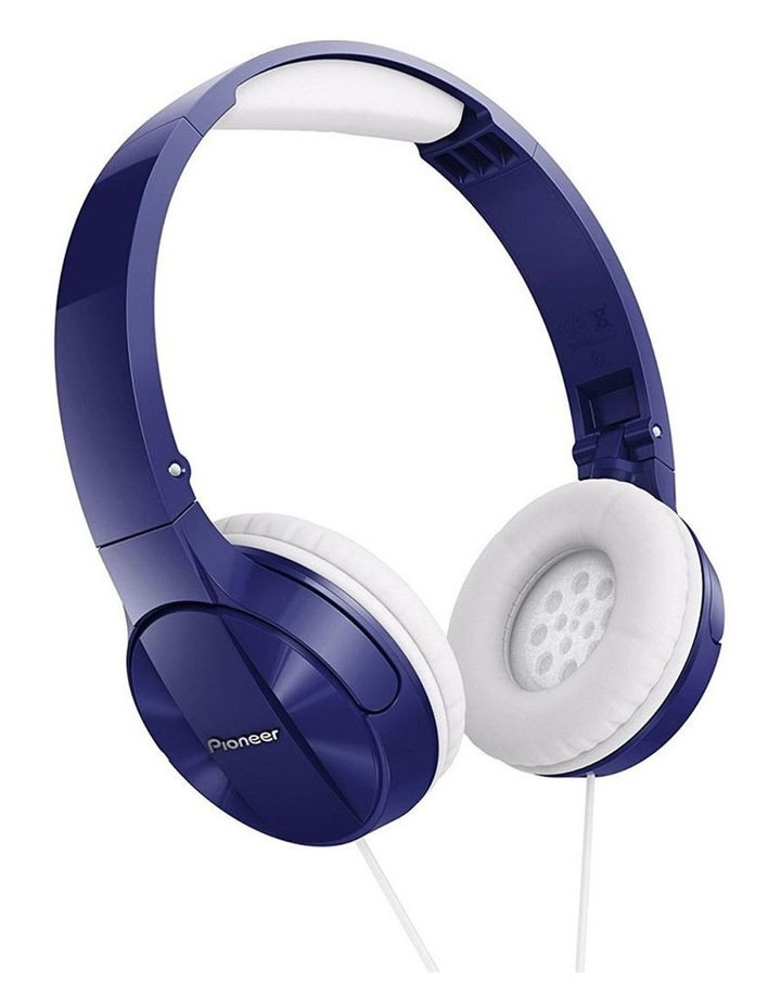 Stereo Headphones - Blue SE-MJ503-L image 2