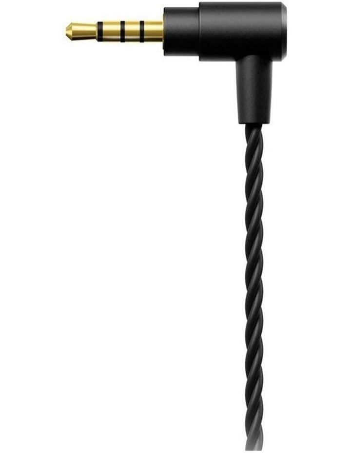 SE-CH5T-K Hi Res Audio Earphones W/ Mic - Black image 2