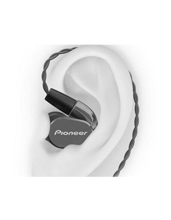 SE-CH5T-K Hi Res Audio Earphones W/ Mic - Black image 4