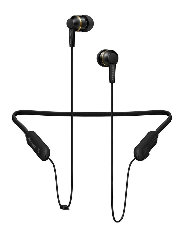 Bluetooth C7 Special Edition Neckband Earphones - Black image 1