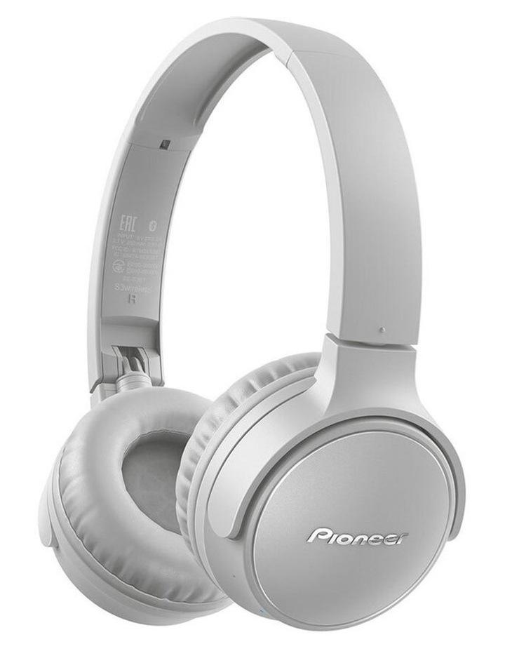 S3 Wireless On Ear Headphone w/ Mic - Grey image 1
