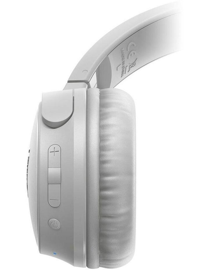 S3 Wireless On Ear Headphone w/ Mic - Grey image 3