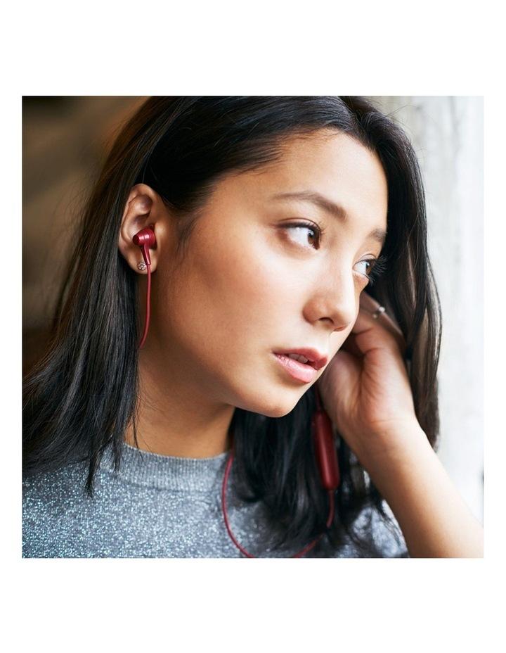 C4 Red Bluetooth Wireless Stereo Headphones image 3